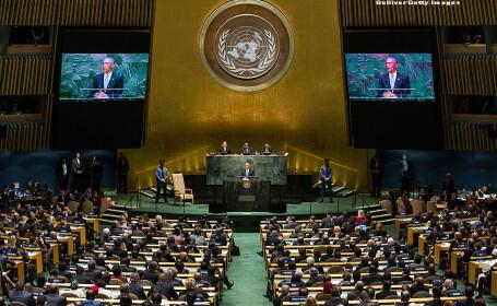 Cele mai importante subiecte care se vor discuta la summit-ul ONU de la New York. Ce va face acolo premierul Romaniei