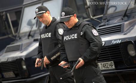 politist bulgar