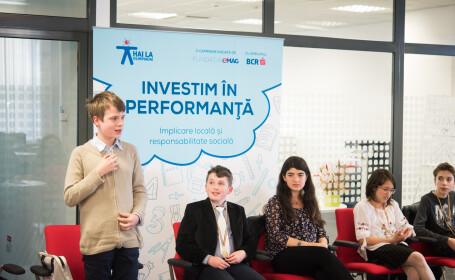 "Se redeschid centrele de performanta ""Hai la Olimpiada!"" din Cluj-Napoca. Hai la testare!"