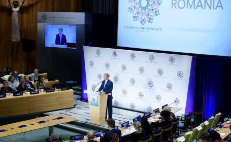 Ciolos la ONU