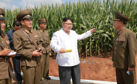 Donald Trump pune o condiție pentru a se întâlni cu Kim Jong-un