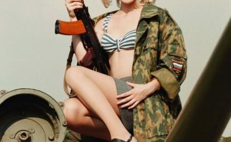 Hackerii i-au accesat contul de email unui fost model Playboy si i-au facut publice pozele in care apare dezbracata FOTO