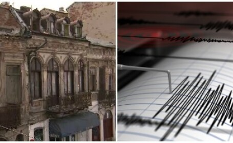 Cover cutremur Romania