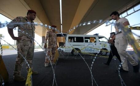 atentat sinucigas Bagdad