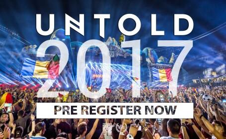 Drumul catre UNTOLD 2017 a inceput