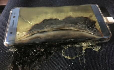 Samsung Galaxy Note 7 ars
