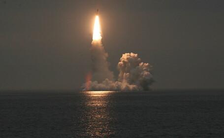 lansare rachet bulava