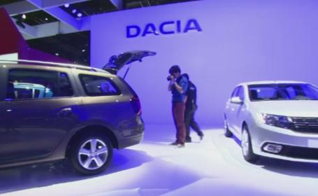Noile modele Dacia au facut senzatie la Salonul Auto de la Paris. Modificarile aduse de producator