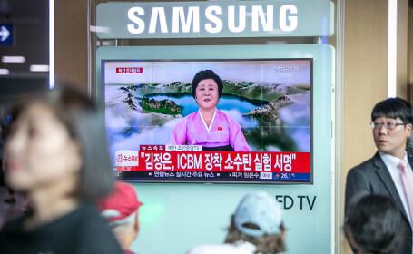 test nuclear, coreea de nord,