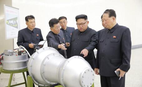 kim jong-un, bomba hidrogen - 1