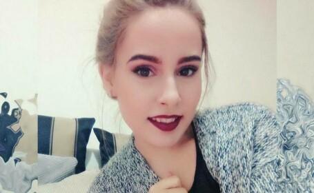 """Primele imagini cu românca de 19 ani ucisă de o mașină, la Londra. """"Era o fată perfectă"""""""