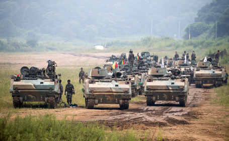 Exerciții militare sud coreene