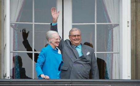 Prinţul consort danez suferă de demenţă, anunţă Casa Regală