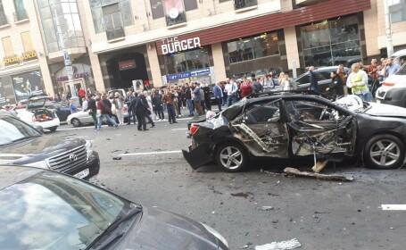 atentat cu bomba in Kiev