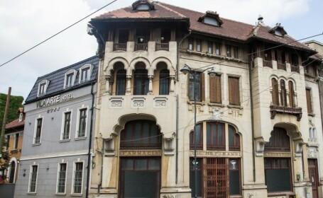 Casa cu farmacie Gheorghe Hotăranu