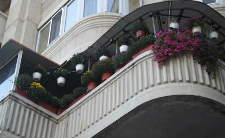 cel mai frumos balcon