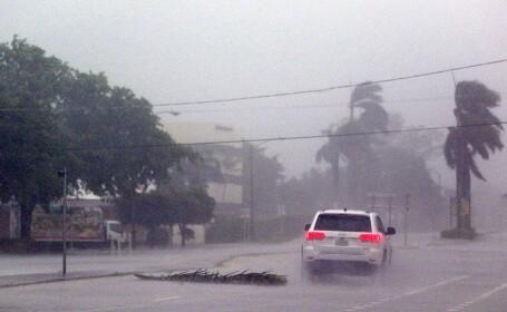 Uraganul Irma a lovit puternic Florida