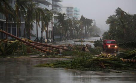 România donează 100.000 dolari pentru reconstrucția Caraibelor în urma uraganelor din septembrie