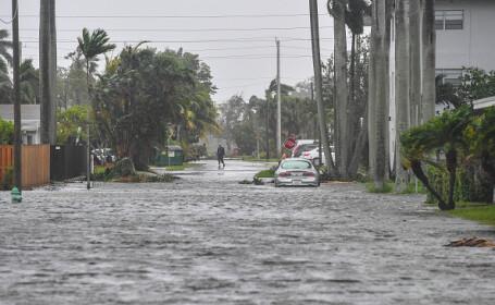 Stare de catastrofă naturală în Florida, după uraganul Irma