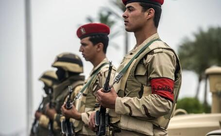 forte de securitate egiptene