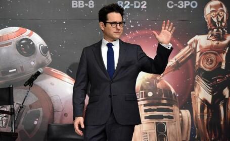 J.J. Abrams, the force awakens