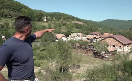 Sat cu doi locuitori din Alba, readus la viață de un român reîntors după 15 ani în țară