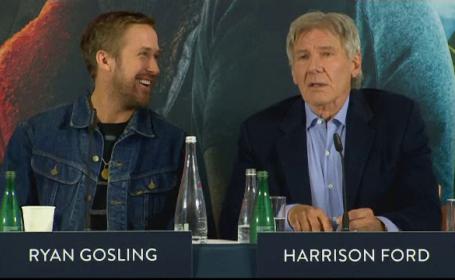 Harrison Ford și Ryan Goslin