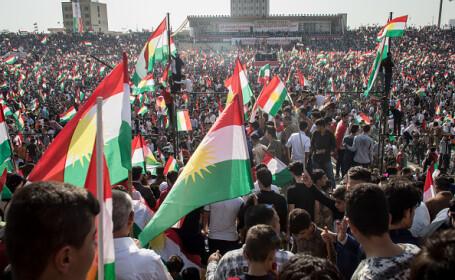 Comunitatea internațională tot mai îngrijorată de evoluția politică din Kurdistan
