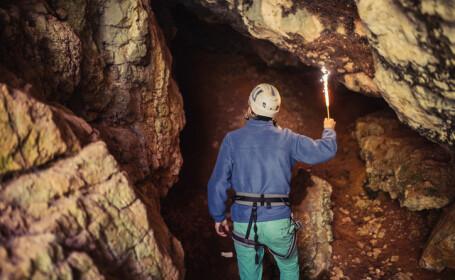 Student american, rătăcit de grup, a supraviețuit 3 zile într-o peșteră