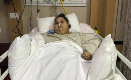 Egipteanca numită cea mai grasă femeie din lume a murit după o operație de slăbire
