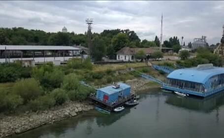pontonul Calafat