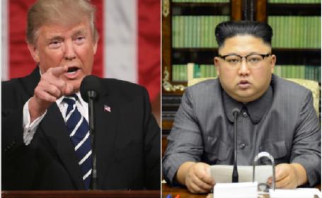 """Coreea de Nord: """"Donald Trump ne-a declarat război"""". Răspunsul Casei Albe: """"E absurd"""""""