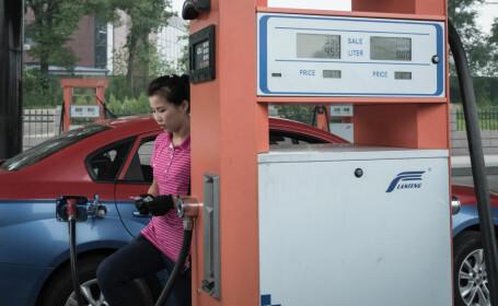 Benzina a ajuns să coste 7 dolari/litrul la Phenian, din cauza sancţiunilor