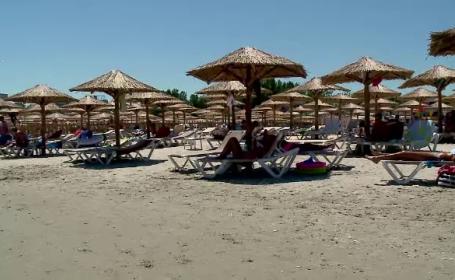 Schimbări pe litoral: Poliția plajelor și adio, șezlonguri