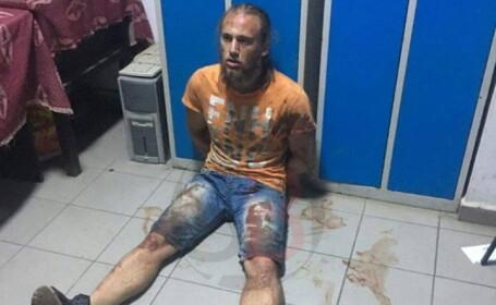 Asasinul poliţistului Sorin Vezeteu s-a sinucis în celula din Penitenciarul Botoșani