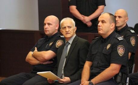 Fost comandant paramilitar sârb, condamnat pentru crimă împotriva umanității