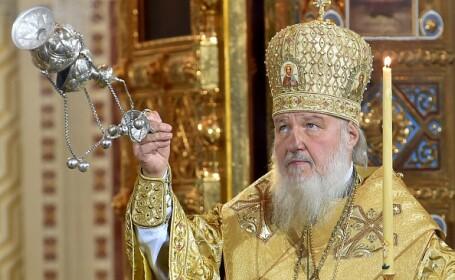patriarul chiril rusia
