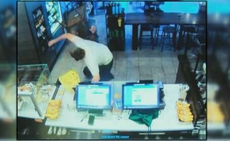 atacator cafenea