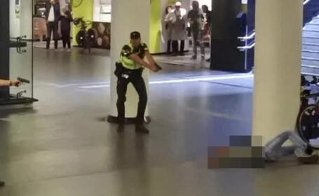 Explicaţia dată de autorul atacului din Amsterdam. De ce a lovit cu cuţitul 2 turişti