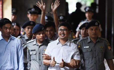 Wa Lone, Kyaw Soe Oo