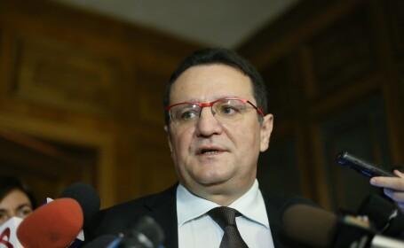 Ministrul de Externe cere preşedintelui rechemarea ambasadorului din SUA, George Maior