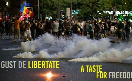 protest, 8 august, Davide Martello
