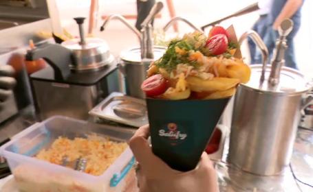 Cât trebuie să scoateți din buzunar pentru un prânz în cadrul Bucharest Street Food