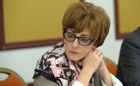 Secretarul de stat Corina Silvia Pop a demisionat din Guvern
