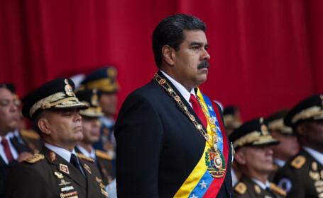 """Nicolas Maduro, despre un apropiat al lui Trump: """"A fost numit să umple Venezuela de violență"""""""