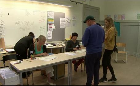 alegeri suedia