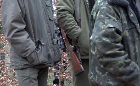 Bărbat împuşcat la vânătoare, în Iaşi. Glonţul a trecut foarte aproape de inimă