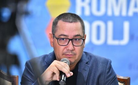 Victor Ponta: Marţi o să avem o rezoluţie în PE de condamnare a României de către toate grupurile politice