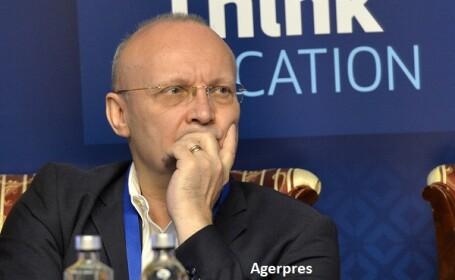 Florin Talpes, fondatorul Bitdefender - Agerpres