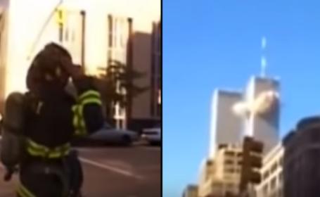 World Trade Center, avion, inregistrare, primul avion, primul turn,